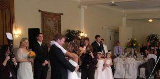 Baile en una boda