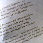 Poesía para una boda