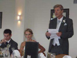 Lectura de padre de la novia