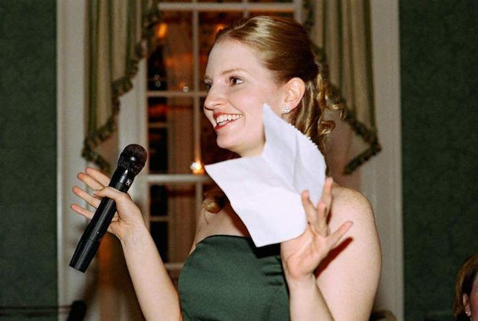 Lectura de hermana en boda