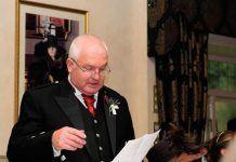 Lectura del padre de la novia