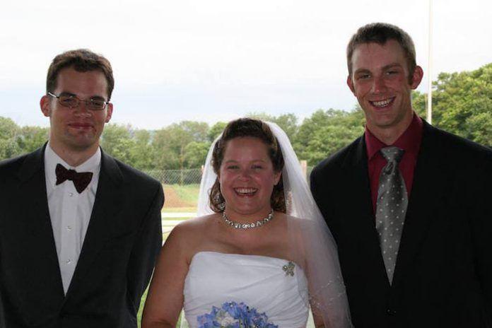 Hermano mayor de la novia