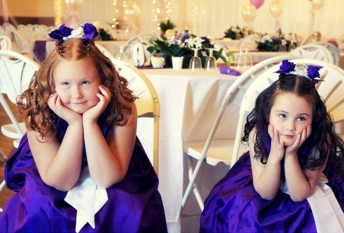 Discurso de boda para niños