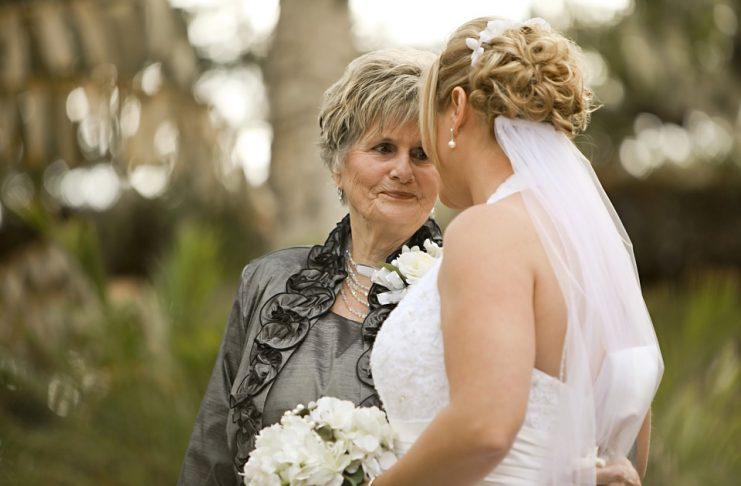 Discurso de madre de la novia