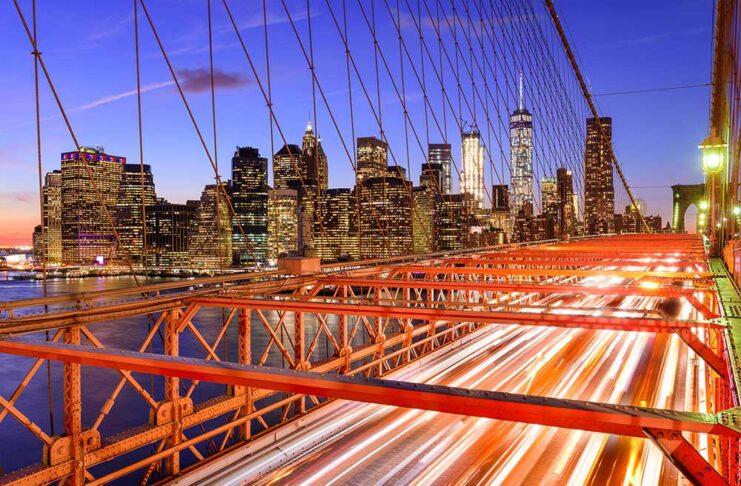 Luna de miel en New York